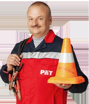 Квалифицированная помощь на дороге от РАТ